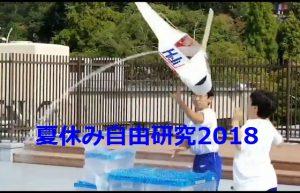 【学校紹介】夏休み自由研究2018